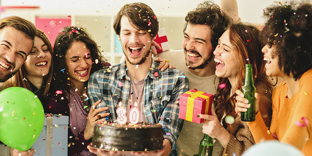 Birthdays, Coming of Age and Coming Out